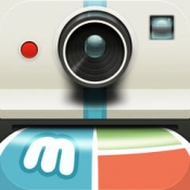 iPhone、iPadアプリ「Muzy: Photo Editors, Collages, and more」のアイコン