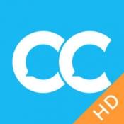 iPhone、iPadアプリ「CamCard HD - プロフェッショナルな名刺認識及び管理アプリ!」のアイコン