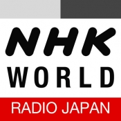 iPhone、iPadアプリ「NHK WORLD RADIO JAPAN」のアイコン