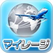 iPhone、iPadアプリ「BattleMileage」のアイコン