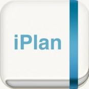 iPhone、iPadアプリ「iPlan for iPhone」のアイコン