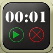 iPhone、iPadアプリ「タイマー‰」のアイコン
