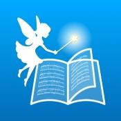 iPhone、iPadアプリ「楽譜アプリ フェアリー」のアイコン