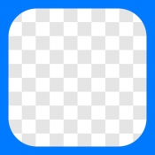 iPhone、iPadアプリ「背景透明化 for iPad ◇ 写真を切り取りスタンプ作成」のアイコン