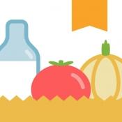 iPhone、iPadアプリ「賞味期限メモ FreshPantry」のアイコン