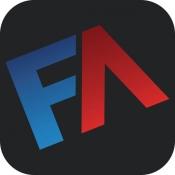 iPhone、iPadアプリ「FantasyAlarm - Fantasy Football 2017」のアイコン