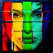 iPhone、iPadアプリ「aColorCubes - Animated 3D Color Cubes」のアイコン