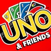 iPhone、iPadアプリ「UNO ™ & Friends」のアイコン