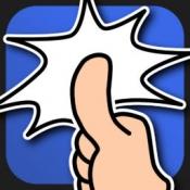 iPhone、iPadアプリ「目押し王」のアイコン