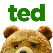 iPhone、iPadアプリ「My Wild Night With Ted - Ted the Movie」のアイコン