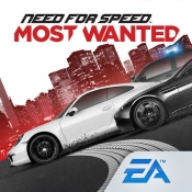 iPhone、iPadアプリ「Need for Speed™ Most Wanted」のアイコン
