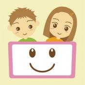 iPhone、iPadアプリ「テベリ-お子様向けのYouTube再生アプリ」のアイコン
