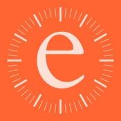 iPhone、iPadアプリ「eタイマー [e-Timer]」のアイコン