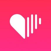 iPhone、iPadアプリ「Cardiio - 心拍数計 + 7分間 エクササイズ」のアイコン