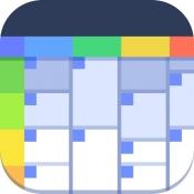 iPhone、iPadアプリ「Gガイド テレビ番組表」のアイコン