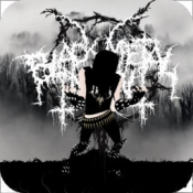 iPhone、iPadアプリ「Black Metal Man」のアイコン