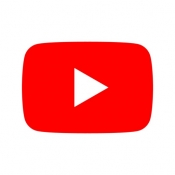 iPhone、iPadアプリ「YouTube」のアイコン
