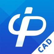 iPhone、iPadアプリ「CAD Pockets-DWG図面の表示と編集」のアイコン