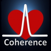 iPhone、iPadアプリ「HeartRate+ Coherence」のアイコン