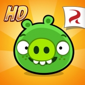 iPhone、iPadアプリ「Bad Piggies HD」のアイコン