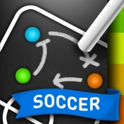 iPhone、iPadアプリ「CoachNote Soccer & Futsal : Sports Coach's Interactive Whiteboard」のアイコン