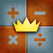 iPhone、iPadアプリ「数学の王者: フルゲーム」のアイコン