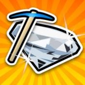 iPhone、iPadアプリ「発掘!ダイヤ鉱山」のアイコン