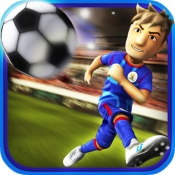iPhone、iPadアプリ「Striker Soccer London: your goal is the gold」のアイコン