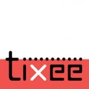 iPhone、iPadアプリ「スマホチケットtixee(ティクシー)」のアイコン