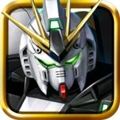 iPhone、iPadアプリ「ガンダムマスターズ」のアイコン