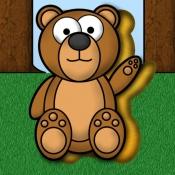 iPhone、iPadアプリ「キッズ・アニマルゲーム:パズルHD」のアイコン