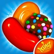 iPhone、iPadアプリ「キャンディークラッシュ」のアイコン
