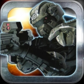 "iPhone、iPadアプリ「Starship Troopers: Invasion ""Mobile Infantry""」のアイコン"