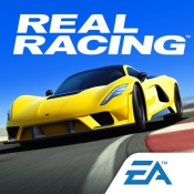 iPhone、iPadアプリ「Real Racing 3」のアイコン