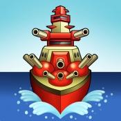 iPhone、iPadアプリ「海戦マルチショット」のアイコン