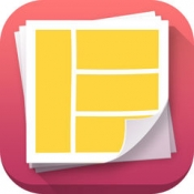 iPhone、iPadアプリ「Pic-Frame Grid, Picture Collage Maker & Photo Editor Effects」のアイコン