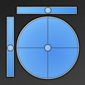 iPhone、iPadアプリ「水平器&水準器」のアイコン