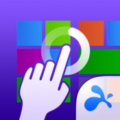 iPhone、iPadアプリ「Gesture Touchpad for Win8」のアイコン