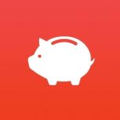 iPhone、iPadアプリ「家計簿 - らくな家計簿   簡単!人気の家計簿(かけいぼ)」のアイコン