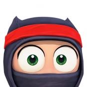 iPhone、iPadアプリ「Clumsy Ninja」のアイコン