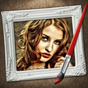 iPhone、iPadアプリ「Portrait Painter」のアイコン