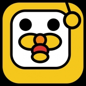 iPhone、iPadアプリ「写真で一言ボケて(bokete)」のアイコン
