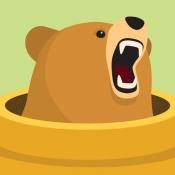 iPhone、iPadアプリ「TunnelBear: Secure VPN & Wifi」のアイコン