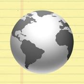 iPhone、iPadアプリ「ブラウザノート」のアイコン