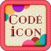 iPhone、iPadアプリ「アイコン・無料きせかえ CODÉ iCON(コーデアイコン)」のアイコン