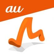 iPhone、iPadアプリ「auナビウォーク」のアイコン