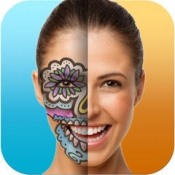 iPhone、iPadアプリ「Mojo Masks - Add Fun Face FX to your photos/videos and share」のアイコン