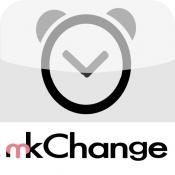 iPhone、iPadアプリ「目覚まし by mkChange」のアイコン