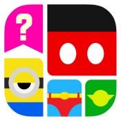 iPhone、iPadアプリ「Icon Pop Quiz」のアイコン