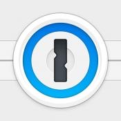 iPhone、iPadアプリ「1Password - Password Manager」のアイコン